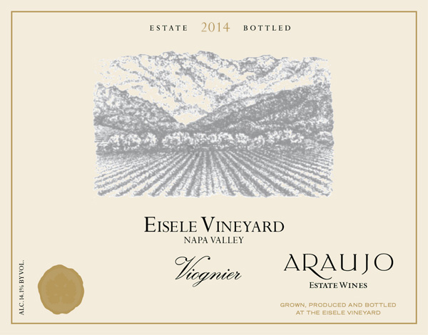 Eisele Vineyard - Viognier